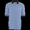 Adams Baseball Shirt Lt Blue/Black