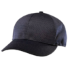 Richardson Black Mesh Plate Cap