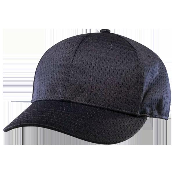 black-mesh-plate-cap
