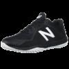 New Balance 4040 Low Cut Black & White Field Shoe