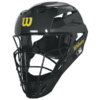 Wilson Pro Stock Umpire Helmet Steel