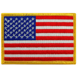 american-flag-patch-gold
