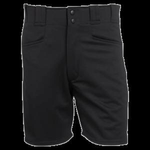 black-lacrosse-shorts