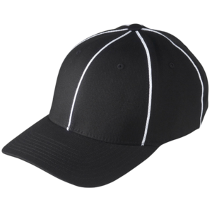 black-white-referee-hat