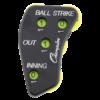 Champion 4 Wheel Plastic Optic Yellow Umpire Indicator