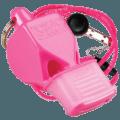 Fox 40 CMG Pink Whistle + Pink Lanyard