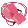Fox 40 Classic Whistle (Breast Cancer Awareness) + Lanyard