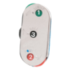 Indicator-Markwort 3 wheel