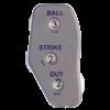 Indicator – Markwort 3 Wheel Stainless Steel