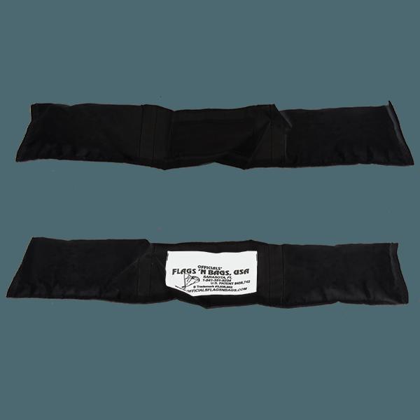 nylon-narrow-belt-bean-bag-black