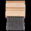 Plate brush wooden