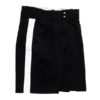 Smitty Black and White Official Shorts