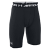 UA long Compression Shorts