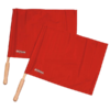 Linesman Flags Solid Wood