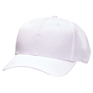 white-mesh-referee-hat